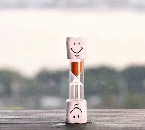 er ~ 2 Minuten Smiley Sand Timer zum Zähneputzen der Zähne ()