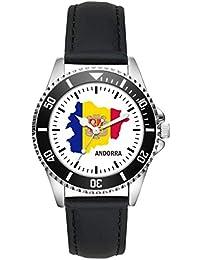Andorra L-1110 - Reloj de Pulsera, diseño de Regalo