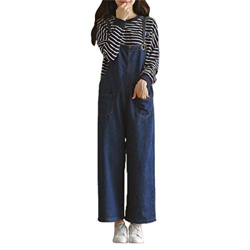 Spezifikation: Typ: Overalls & Spielanzug Geschlecht: Frauen Stil: Lässig Fabric Type: Broadcloth Material: Baumwolle Länge: Style 1 (Full Length), Style 2 (Knöchel-Länge Pants), Style 3 (Full Length), Style 4 (Knöchel-Länge Hosen) Passform: lose...