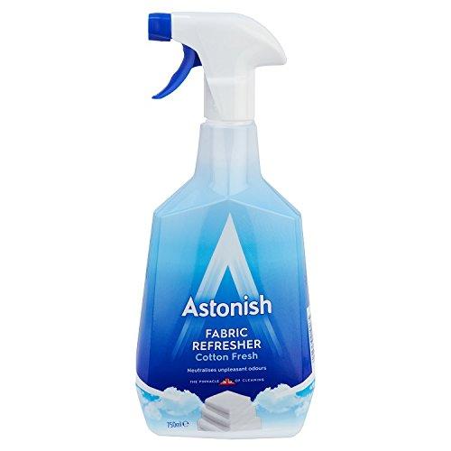 Astonish, TEPPICH- Und Polster Autoduft, Geruchskiller &Trigger, 750 ml