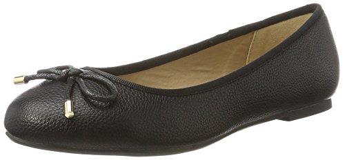 La Strada Damen 972258 Ballerinas Schwarz (Black)