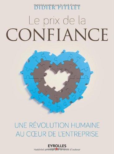 Le prix de la confiance: Une révolution...