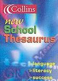 Collins New School Thesaurus (Collins School)