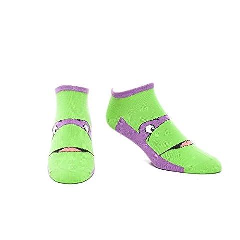 Chaussettes 'Teenage Mutant Ninja Turtles' - Donatello - Taille 43/46