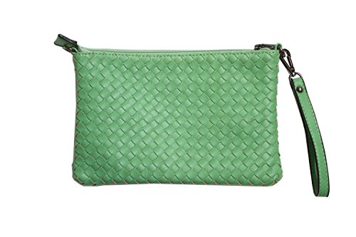 44224c3e74cba Cavoir Bag VALENTINA - Clutch - Frauen- Damentasche aus Leder - Handtasche   Schultertasche ...