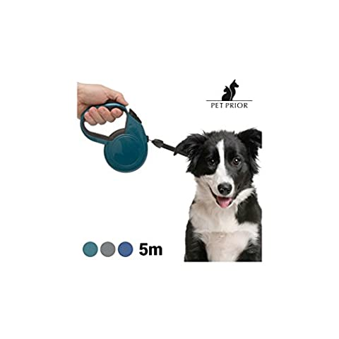 Pet Prior Verlengbare Hondenriem Medium (5 m)