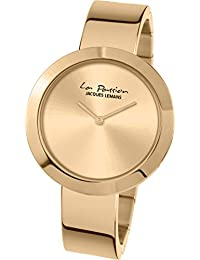 Jacques Lemans Damen-Armbanduhr La Passion Analog Quarz Edelstahl LP-113G