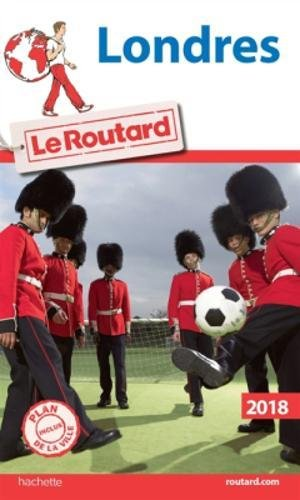 Guide du Routard Londres 2018