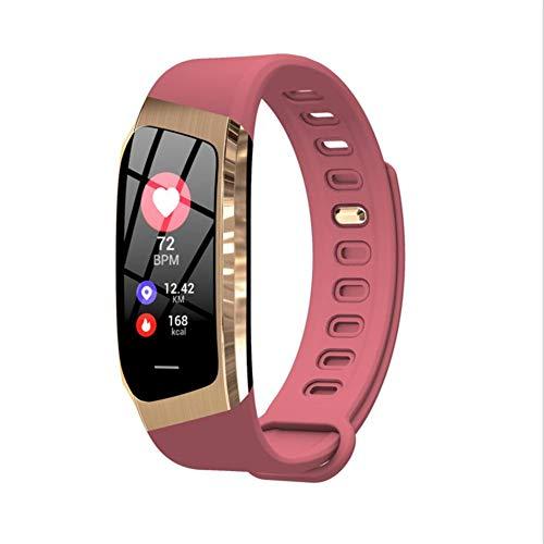 R5 Ersatz (HSSKK Ersatzarmbänder Smart Armband Smart Band Touchscreen ip67 Wasserdicht Blutdrucksauerstoff Pulsmesser Sport Armband,Pink)