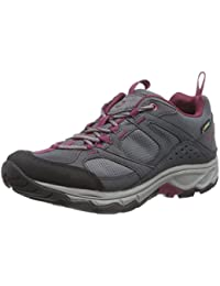 Duskair, Damen Walkingschuhe Schwarz Putty Merrell