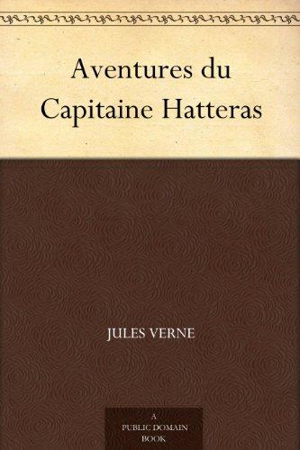 Couverture du livre Aventures du Capitaine Hatteras