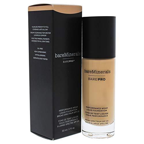 Wear Liquid Foundation (bareMinerals BarePro Performance Wear Liquid Foundation SPF20 30ml - 11 Natural)