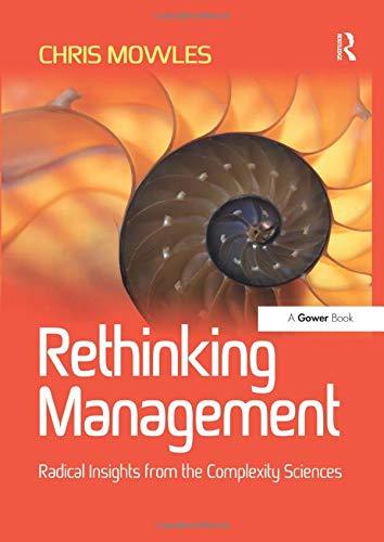 Rethinking Management