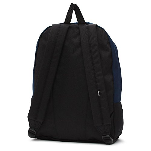 Imagen de vans realm backpack  tipo casual, 42 cm, 22 liters, azul dress blues/blossom  alternativa