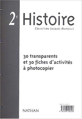Histoire 2e transparents