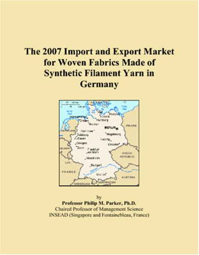 The 2007 Import and Export Market for Woven Fabrics Made of Synthetic Filament Yarn in Germany