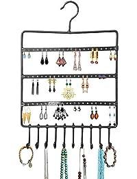 Kurtzy Metal Jewellery Display Organizer, 27x38cm (MA-4006)
