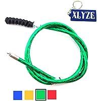 XLYZE cable de embrague verde para 50cc 70cc 90cc 110cc 125cc 140cc 150cc 160cc CRF KLX