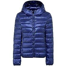 bac6d593cd569 SEASUM cappotto di piumino giacca con cappuccio donna down jacket coat  inverno