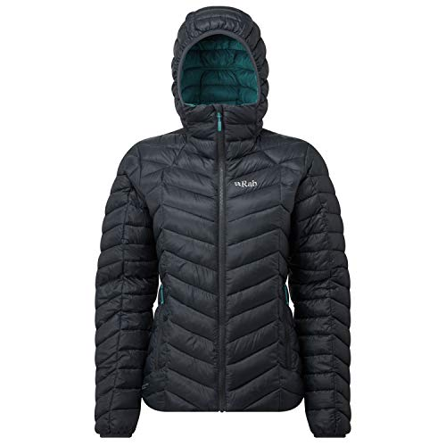 41KQJFe3qtL. SS500  - Rab Women's Nimbus Jacket Fast Drying Warm Winter Jacket