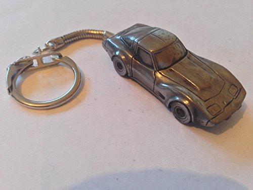 chevrolet-corvette-circa-1979-3d-snake-keyring-full-car-ref35