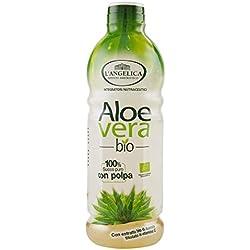 L'Angelica Aloe Bio Succo e Polpa - 1000 Ml