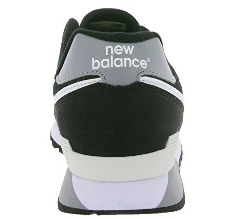 New Balance U446BW U446BW, Basket Schwarz