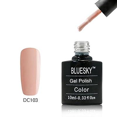 Bluesky PASTEL COLOURS DENCE 97 - 120 UV LED Soak Off Gel Nail Polish 10ml