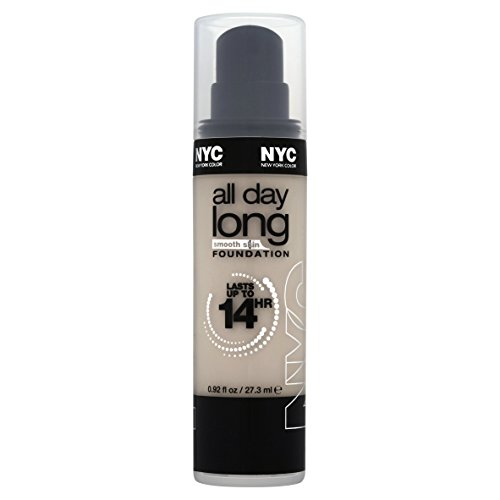 NYC All Day Long Foundation, Classic Ivory