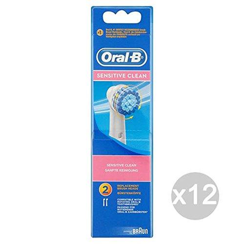Braun Oral-B - Brossettes Sensitive (x2)