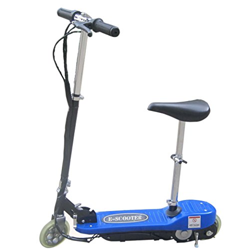 FP-TECH fp-sx-e1013-100S-Elektro Scooter 24V/120W mit Sitz, Farben Sortiert