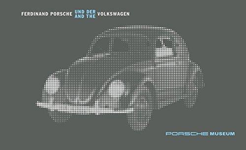 Ferdinand Porsche und der Volkswagen: Porsche Museum Buch-Cover