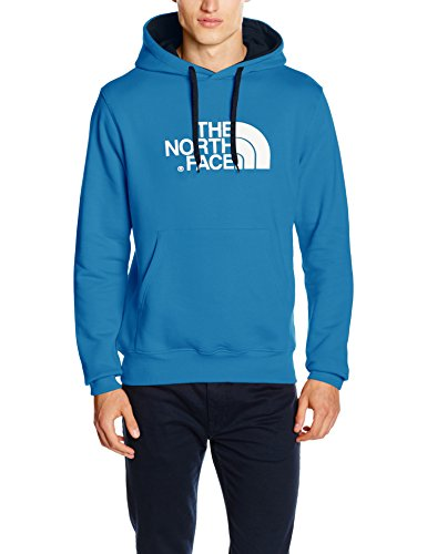 the-north-face-drew-peak-sudadera-para-hombre-color-azul-banff-blue-talla-l