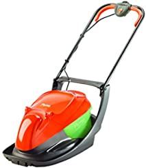 Flymo Easi Glide 330VX Electric Hover Collect Lawnmower 1400W - 33cm