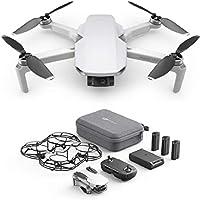 DJI Mavic Mini Combo Drone Leggero e Portatile, Batteria 30 Minuti, Distanza 2 Km, Gimbal 3 Assi, 12 MP, Video HD 2.7K,...