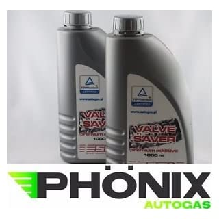 ESGI 1 Liter Ventilschutz Ventilschmierung Valve Saver Fluid Tüv-zertifiziert Flashlube Alternative 1L (2Flaschen)