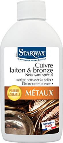 STARWAX Nettoyant Cuivre-Laiton-Bronze 250mL