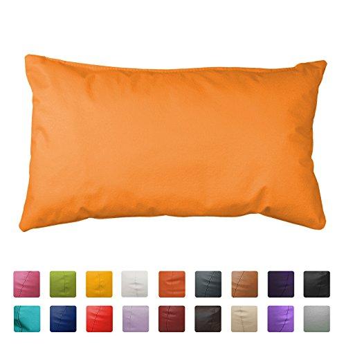 Cojin Polipiel 50x30 (Naranja)