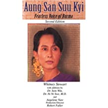 Aung San Suu Kyi Fearless Voice of Burma: Second Edition by Whitney Stewart (2008-06-12)