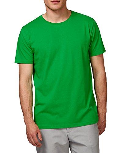 09989b427ead44 Herren Rundhals Tshirt aus 100% Bio-Baumwolle- in diversen Farben Schwarz  und Weiß
