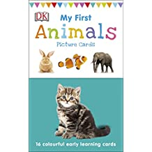 My First Animals Picture Cards (My First Touch and Feel Picture Cards)