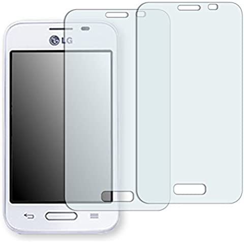 2 x Golebo protector para pantalla para LG L40