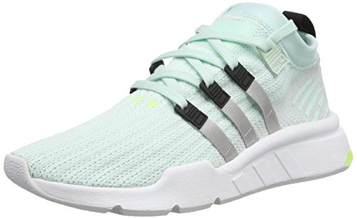 adidas Herren EQT Support Mid ADV Primeknit Gymnastikschuhe, Grün (Ice Mint/Grey Two F17/Core Black Ice Mint/Grey Two F17/Core Black) , 47 1/3 EU