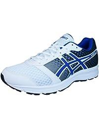 asics Patriot 8 - Zapatillas para correr - azul/blanco Talla 46,5 2016