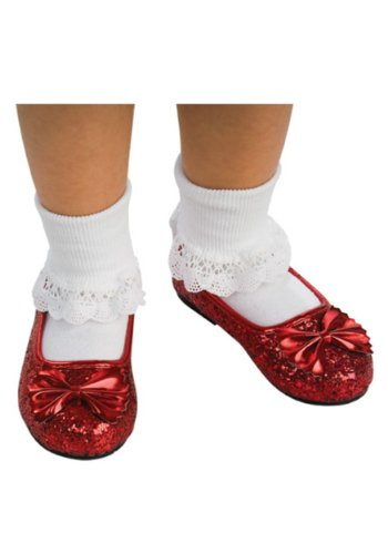 Rubie s Kost-m &Apos; Co 6267 Ruby Slippers Kind (Ruby Co Kostüme)