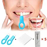 Kit de blanchiment des dents nano blanc d'une minute, Pro Nano Teeth Whitening Kit,...