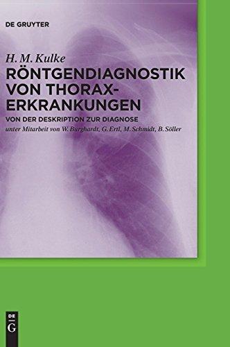 Röntgendiagnostik von Thoraxerkrankungen: Von der Deskription zur Diagnose