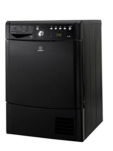 Indesit Ecotime IDCE 8450 BK H Tumble Dryer - Black