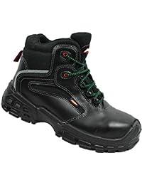 Zapatos de Seguridad S3 SRC PSH Zapatos de Trabajo Profesional de los Zapatos de Alta B