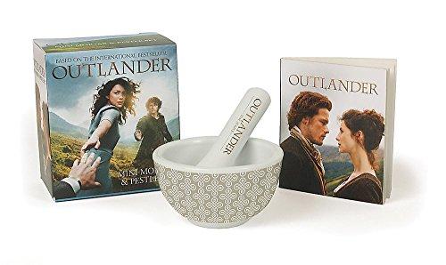 Outlander: Mini Mortar & Pestle Set (Miniature Editions)